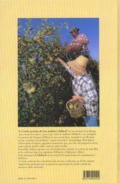 Le delbard , guide pratique du bon jardinier - 4ème de couverture - Format classique