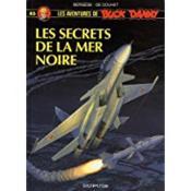 Buck Danny t.45 ; les secrets de la mer noire - Couverture - Format classique