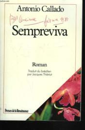 Sempreviva - Couverture - Format classique