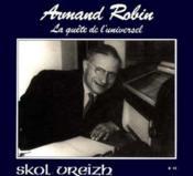Armand Robin Sv T.12 - Couverture - Format classique