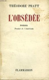 L'Obsedee. - Couverture - Format classique