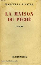 La Maison Du Peche. - Couverture - Format classique