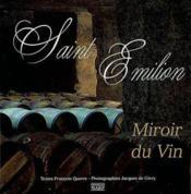 Saint emilion - Couverture - Format classique