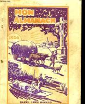 Mon Almanach 32e Annee 1926 - Couverture - Format classique