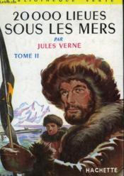 20 000 Lieues Sous Les Mers, Tome 2 - Couverture - Format classique