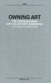 Owning Art /Anglais - Couverture - Format classique