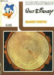 Magie Verte - Couverture - Format classique