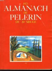 Almanach Du Pelerin Du 20° Siecle - Couverture - Format classique