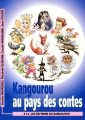 Kangourou Au Pays Des Contes - Couverture - Format classique