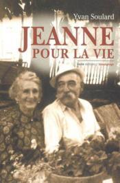 Jeanne Pour La Vie - Couverture - Format classique
