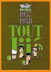 Tout Jije t.6 ; 1957-1958 - Couverture - Format classique