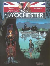 Les rochester t.4 ; fantômes et marmelade - Intérieur - Format classique