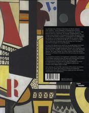 Collection art moderne - 4ème de couverture - Format classique
