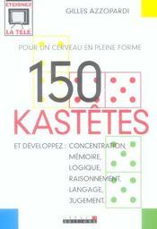 150 Kastetes - Intérieur - Format classique