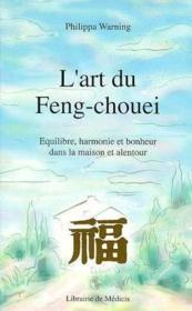 L'art du Feng-chouei - Couverture - Format classique
