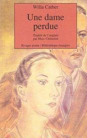 Une Dame Perdue - Intérieur - Format classique