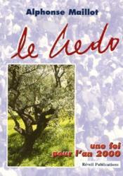 Le credo (édition 1997) - Couverture - Format classique