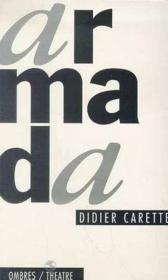 Armada - Couverture - Format classique