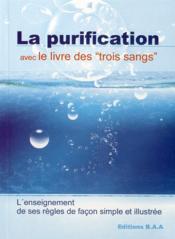 La Purification - Couverture - Format classique