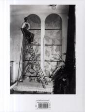 Petite main chez Henri Matisse - 4ème de couverture - Format classique