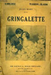 Gringalette. - Couverture - Format classique
