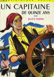 Un Capitaine De Quinze Ans - Couverture - Format classique