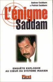 La Resurrection De Sadam - Couverture - Format classique