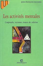 Les Activites Mentales - Couverture - Format classique