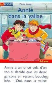 Annie Dans La Valise - Couverture - Format classique