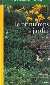 Le Printemps Au Jardin - Intérieur - Format classique