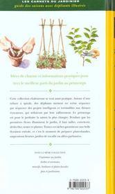 Le Printemps Au Jardin - 4ème de couverture - Format classique