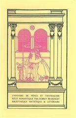 Histoire De Venus Et Tannhauser - Couverture - Format classique