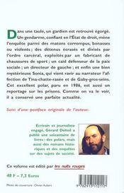 Le Baiser De La Couleuvre - 4ème de couverture - Format classique