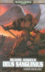 Blood angels ; deus sanguinius - Couverture - Format classique