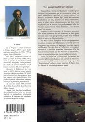 Catharisme et chrétienté ; la pensée dualiste dans le destin de l'europe - 4ème de couverture - Format classique