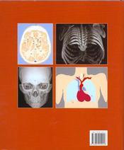 Atlas D'Imagerie Medicale ; Anatomie De L'Etre Humain - 4ème de couverture - Format classique