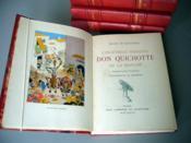 Don Quichotte. - Couverture - Format classique
