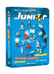 Agenda scolaire ; science & vie junior - Couverture - Format classique