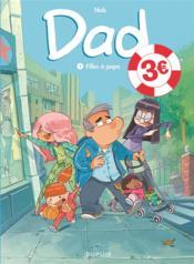 Dad t.1 ; filles à papa - Couverture - Format classique