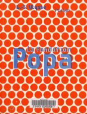 La fondation popa - Couverture - Format classique