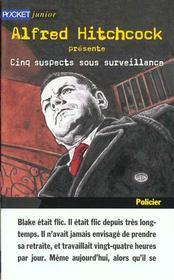 Cinq Suspects Sous Surveillance - Intérieur - Format classique