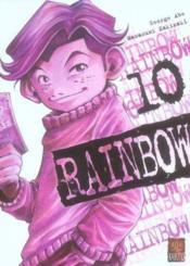 Rainbow T.10 - Couverture - Format classique