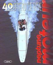 40 ans de bateaux de reve - Intérieur - Format classique