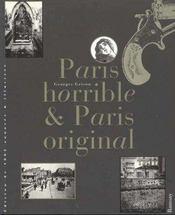 Paris horrible et paris original - Intérieur - Format classique