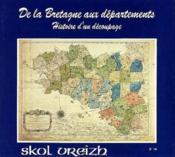 De La Bretagne Au Departement Sv T.14 - Couverture - Format classique