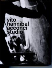 Hannibal studio - Couverture - Format classique