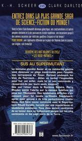 Perry Rhodan T.235 ; Sus Au Supermutant - 4ème de couverture - Format classique