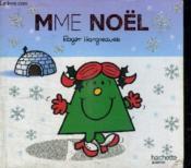 Madame Noël - Couverture - Format classique