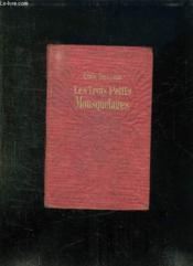 Les Trois Petits Mousquetaires. Nouvelle Edition. - Couverture - Format classique
