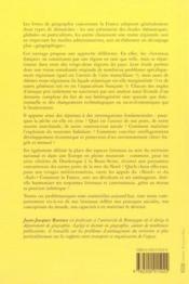 Les Littoraux Francais - Couverture - Format classique